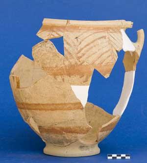 Reconstructed jar
