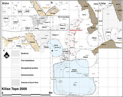 Plan of K14
